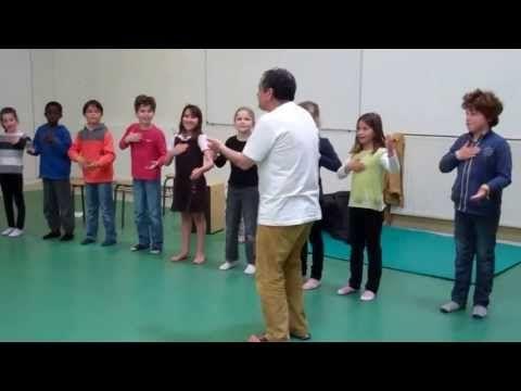 Les percussions corporelles : entre éveil musical et danse