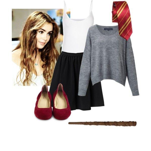 Hermione Granger's Sample Hogwarts Uniform - Masked ...