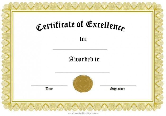 Download Award Certificates Microsoft