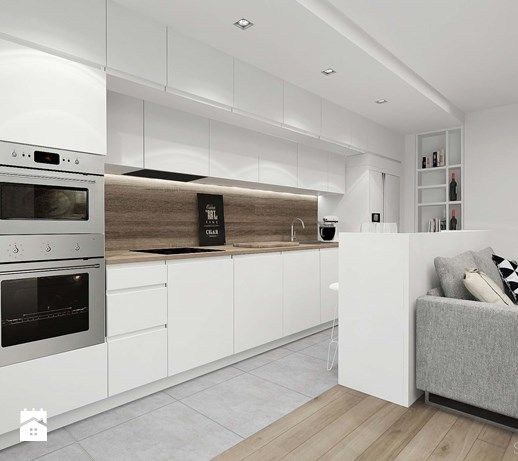 Kuchnia styl Industrialny - zdjęcie od suspenzo architectural group