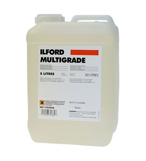 Ilford Multigrade 5 Litre