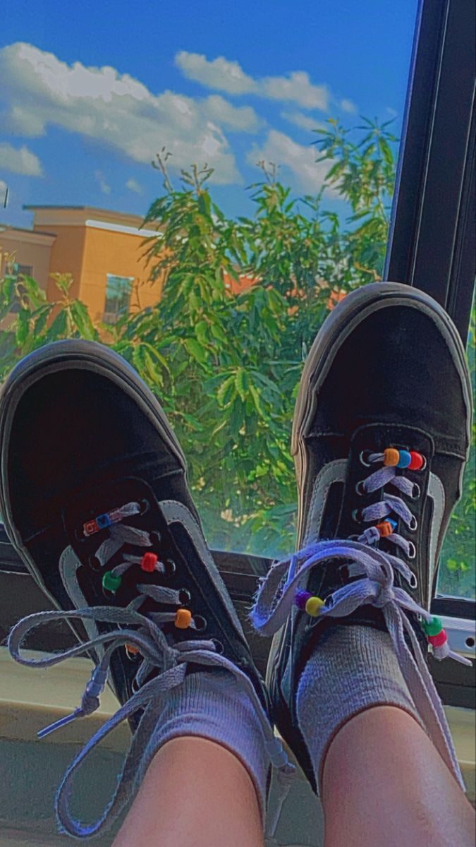 ???????????????? | Vans, Indie, Beads