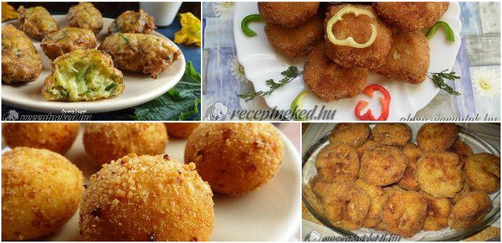 A tökéletes vacsora: 6 szuper zöldségfasírt recept - Receptneked.hu - Kipróbált receptek képekkel