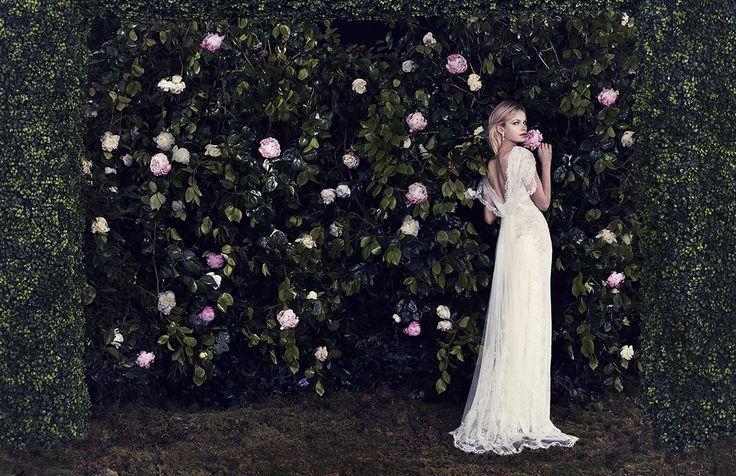 Venetia - 2016 Jenny Packham Bridal Campaign  #Jennypackhambride #2016 #Bridal www.jennypackham.com