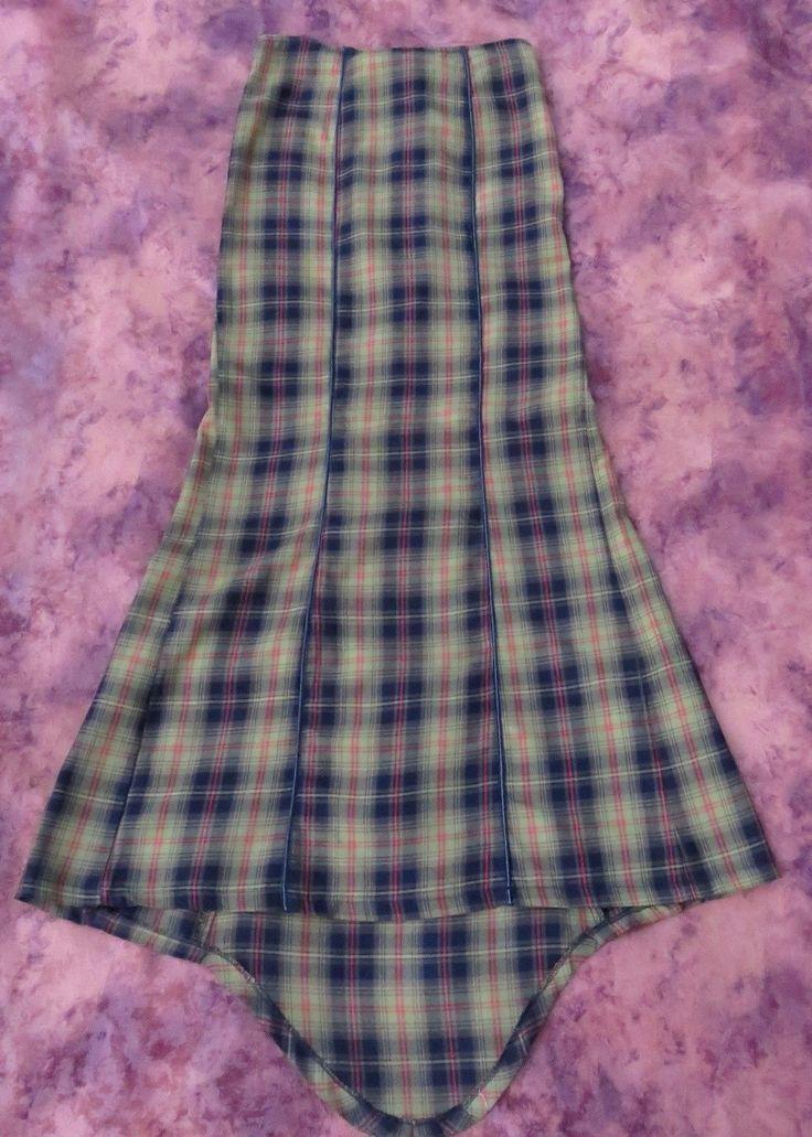 "LIP SERVICE Skankin' & Spankin' ""Punk-Ture Princess"" long skirt #46-159"