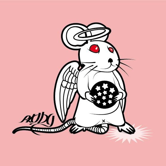 ruby angel rat