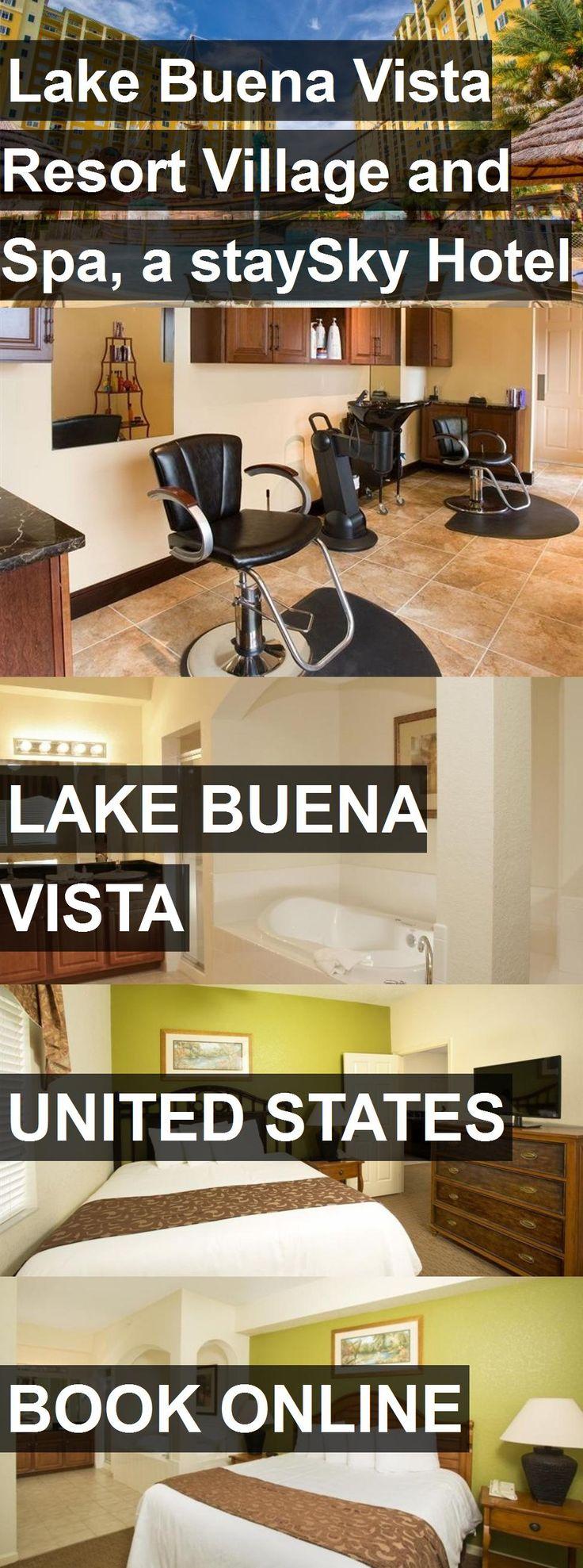 Lake Buena Vista Resort Village and Spa, a staySky Hotel
