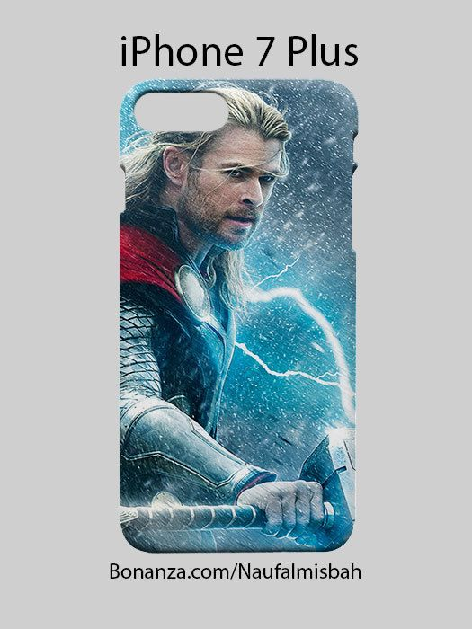 Thor The Avengers iPhone 7 PLUS Case Cover Wrap Around
