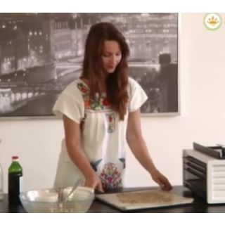 Brood vervanger recept - Zelf brood maken met Chia zaden