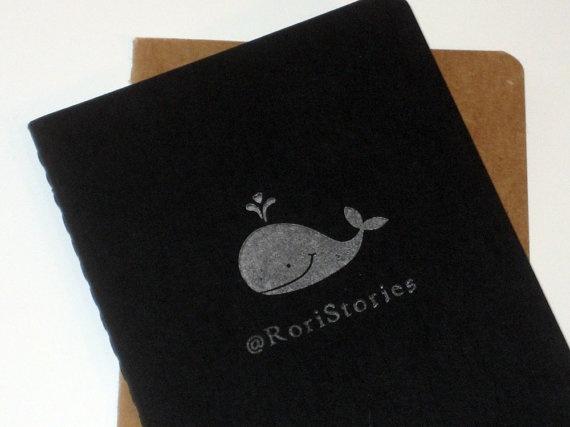 Twitter Whale Pocket Notebook (Moleskine)Moleskine Pocket, Social Media Ish, Notebooks Personalized, Fail Whales, Tame Insanity, Pocket Notebooks, Crafts Time, Media Gadgets, Notebooks Moleskine