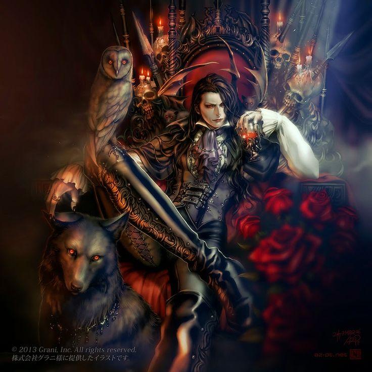 ۞ ADM Berserker           A lenda dos vampiros surgiu a incontáveis séculos, na mitologia da Suméria e Mesopotâmia, sendo o vampiro original...