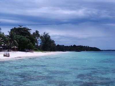 Trikora Beach - Tanjung Pinang