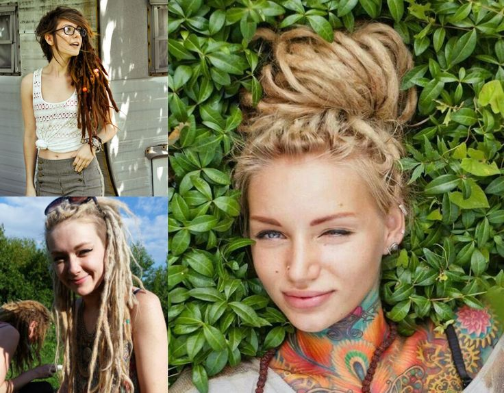 Female Dreads Hairstyles For The Most Daring Ones | Hairstyles ...