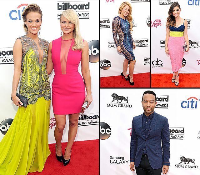 Billboard Music Awards 2014: Best Dressed Starszzx