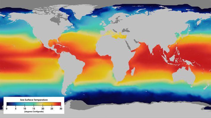 coas earths surface temperatures - HD1778×1000
