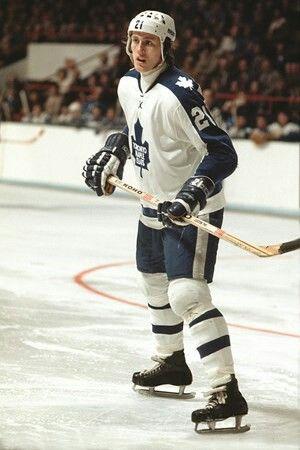 Borje Salming | Toronto Maple Leafs | NHL | Hockey