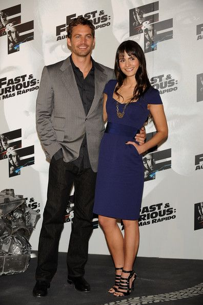 Paul Walker Photos: Fast & Furious - Madrid Photocall