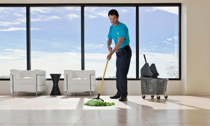 how to start a contract cleaning business