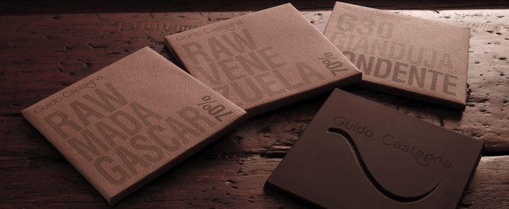 tavolette raw 50 gr #guidocastagna #cioccolato