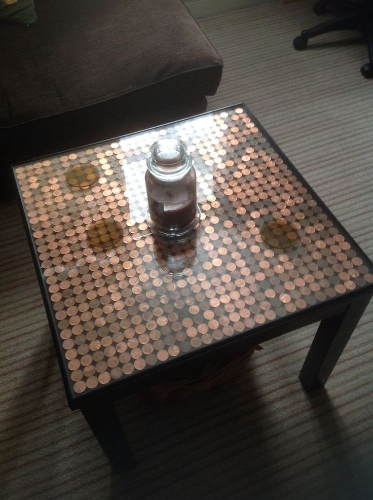 25+ Unique Penny Table Tops Ideas On Pinterest | Penny Table, Penny  Countertop And Pennies Crafts