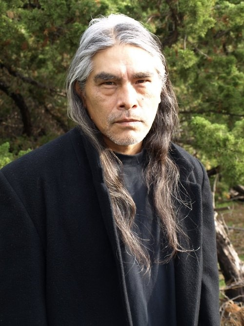 Native American Actor Joseph Runningfox  is a Pueblo actor who resides in Santa Fe, New Mexico.