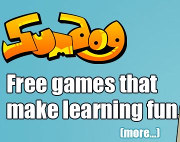 Sumdog offers educational games for Math and Reading. Create free student logins and monitor students' progress.