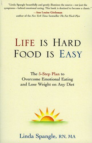 13 best books for wls patients images on pinterest books to read life is hard food is easy the 5 step plan to overcome emotional fandeluxe Gallery