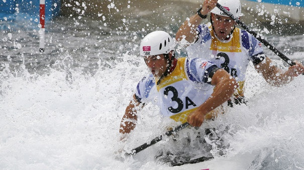 Tim Baillie & Etienne Stott - Gold Medal Men's Canoe Double
