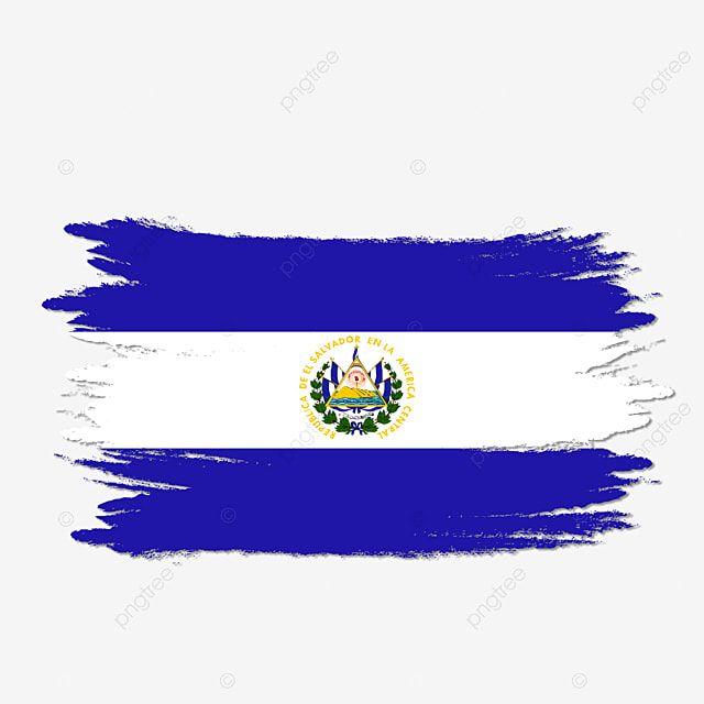 Pincel De El Salvador Bandera Transparente Acuarela Pintada El Salvador Bandera De El Salvador Vector De Bandera De El Salvador Png Y Psd Para Descargar Grat El Salvador Flag Flag Watercolor