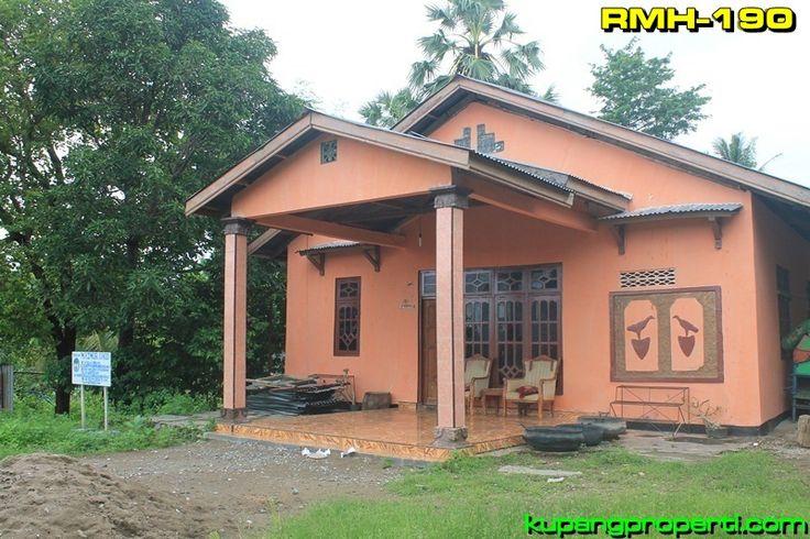 Dijual Rumah dan Tanah Kebun di Tanah Merah Kupang