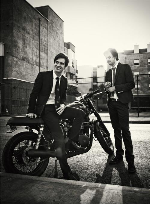 Brendon Urie & Spencer Smith