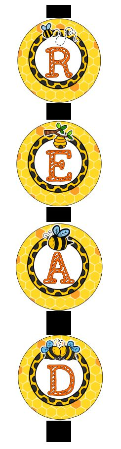 Classroom Freebies: Bee-Themed Classroom Resources!