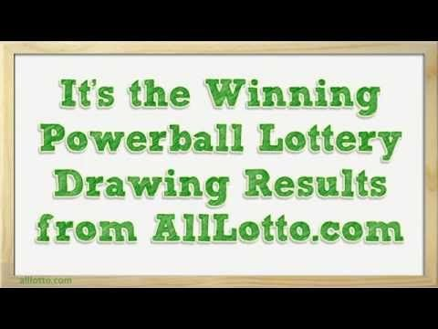 Powerball Lottery Drawing Results for May 27, 2015 - http://LIFEWAYSVILLAGE.COM/lottery-lotto/powerball-lottery-drawing-results-for-may-27-2015/