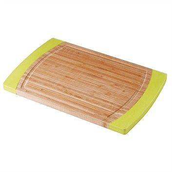 Chopping Boards - Kitchen Utensils - Briscoes - Tablefair Bamboo Chopping Board 40cm x 30cm on special $9.99