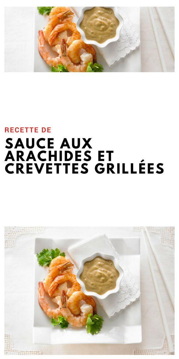 #sauce #arachides #crevettes