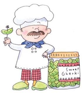Cocineros en dibujos para imprimir-Imagenes y dibujos para imprimir