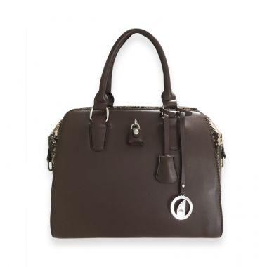 Zurich Brown Travel Bag
