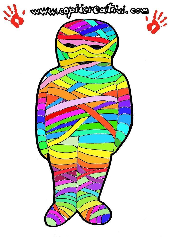 Mumia colorata