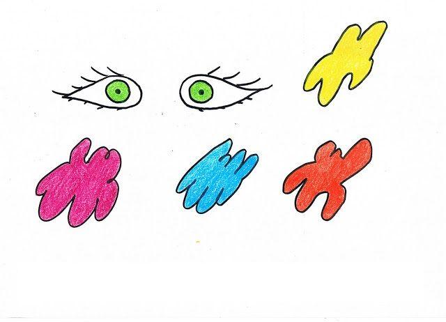 zmysly - oči - zrak