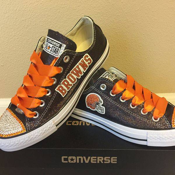 Cleveland Browns Converse Sneakers