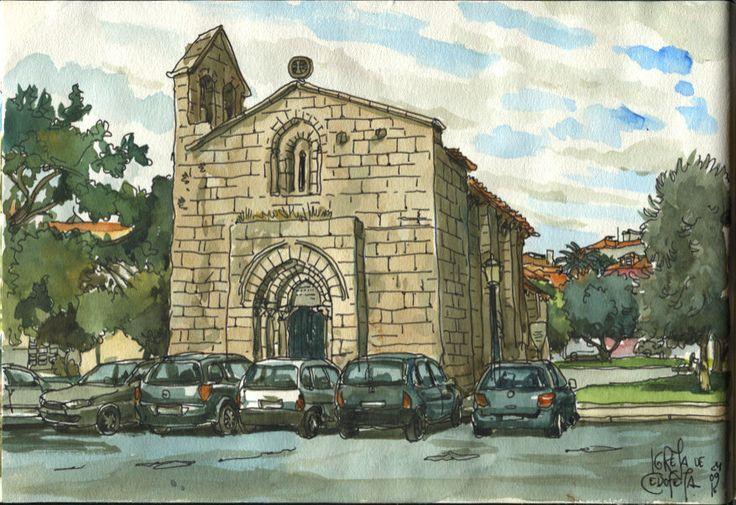 Igreja românica de Cedofeita / Cedofeita romanesque church