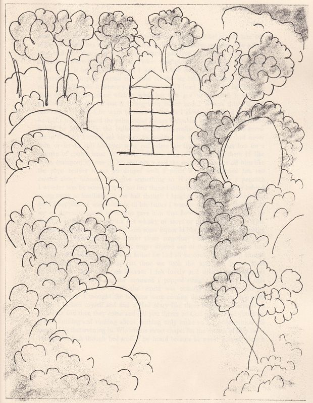 Henri Matisse's Rare 1935 Etchings for James Joyce's Ulysses, commissioned by American publisher George Macey.