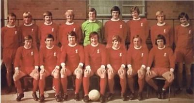 ☼ #LFC Squad 1971/72