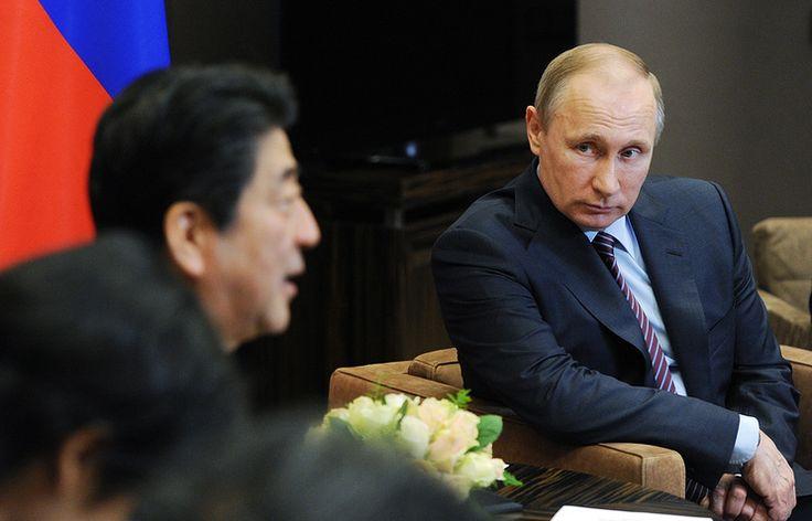 Путин едет в Японию обсуждать укрепление доверия и сотрудничества двух стран   15 декабря, 0:25   http://tass.ru/politika/3873525