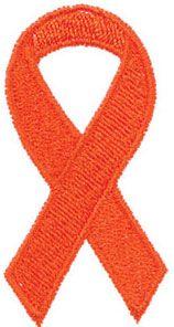 ORANGE: Kidney Cancer Association, Leukemia, Multiple Sclerosis, ADHD