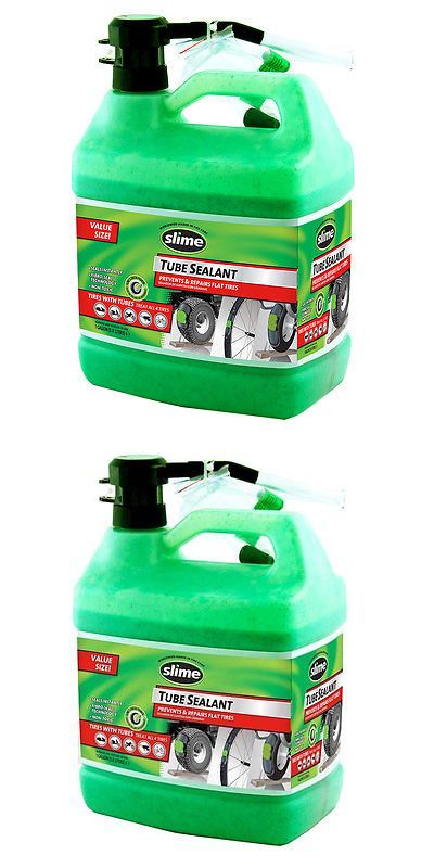Puncture Repair 177845: Slime, Tube Sealant, 1 Gallon -> BUY IT NOW ONLY: $51.95 on eBay!