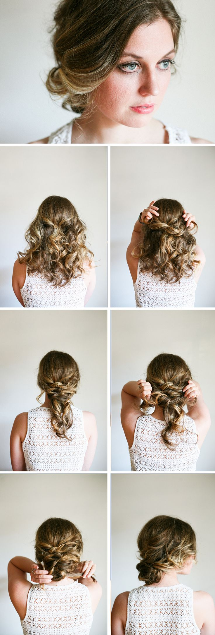 Swell 1000 Images About Braids Buns And Fun Ways To Put Your Hair Up Short Hairstyles Gunalazisus