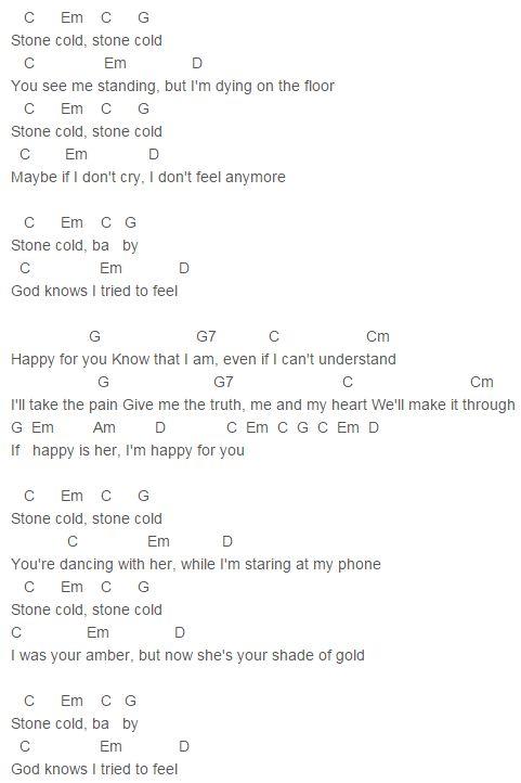 gossip girl grace vanderwaal lyrics and chords