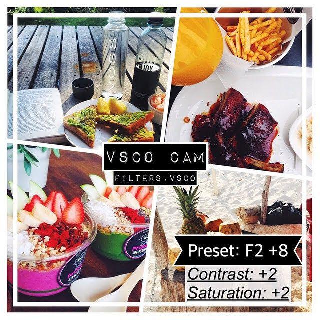Vsco Filters For Food Vsco Filter Hacks Vsco Filter Instagram Themes Vsco Vsco Cam Filters