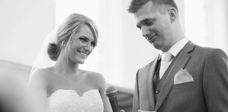 Het uitspreken van jullie eigen huwelijksgeloften maakt jullie ceremonie heel persoonlijk. Be inspired!